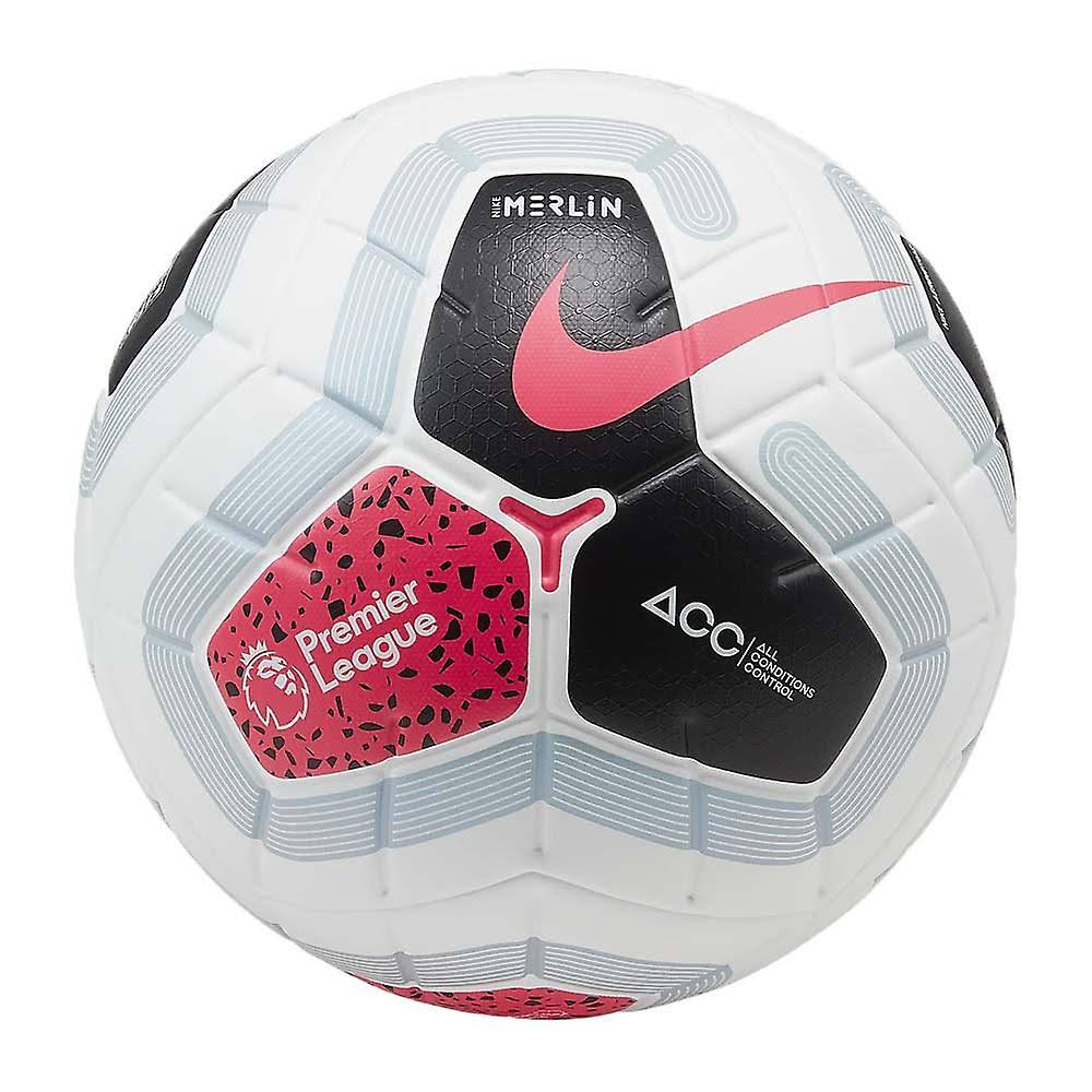 Nike Premier League Merlin Football - White