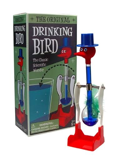 Famous Lucky Drinking Bird-classic Perpetual Motion Machine
