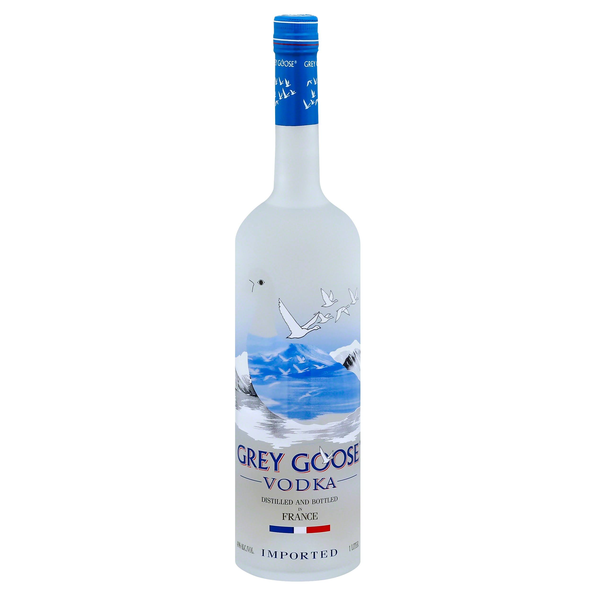 Grey Goose Original Vodka - 40%, 1l