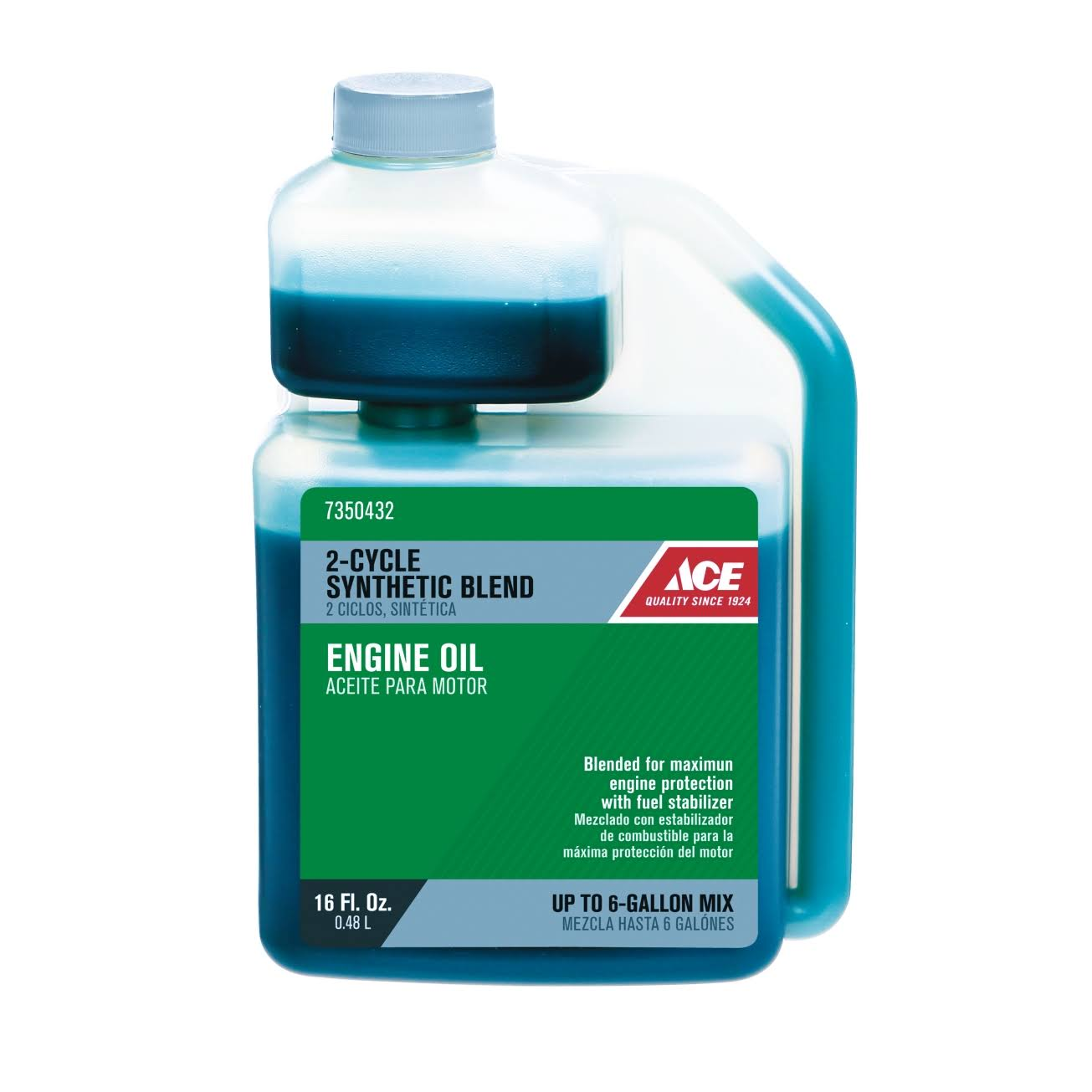 Ace 2-Cycle Synthetic Blend Engine Oil
