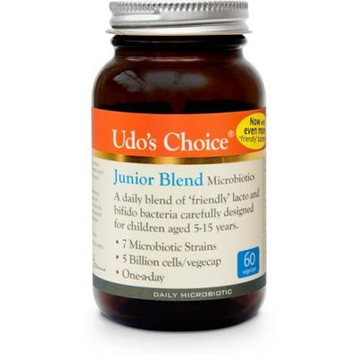 Udo's Choice - Junior Blend Microbiotics (60 Vegecaps)