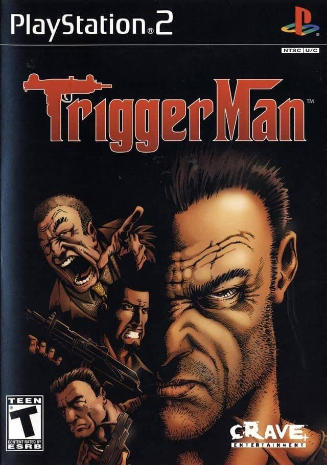 Trigger Man - PlayStation 2