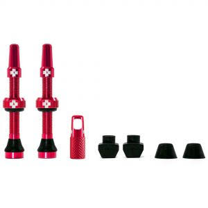 Muc-Off Tubeless 44 mm Valve Red
