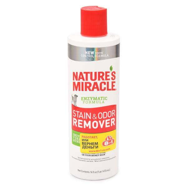 Nature's Miracle Stain & Odor Remover 16oz