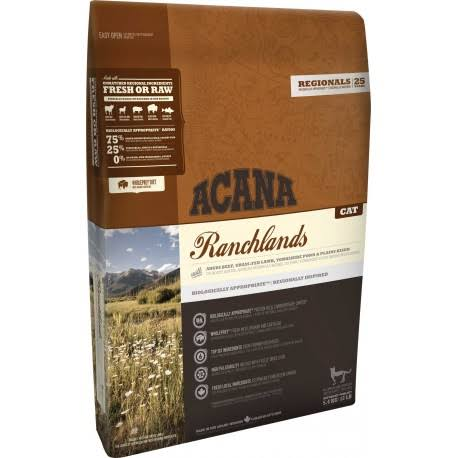 Acana Regionals Ranchlands Cat Food - 1,8 Kg