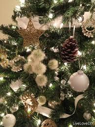 Raz Gold Christmas Trees by Christmas Tree Decorations With Ribbon Artificial Trendy Raz