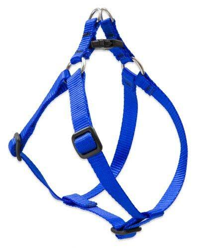 Lupine Step In Dog Harness - Blue, 3/4in, 15-21in