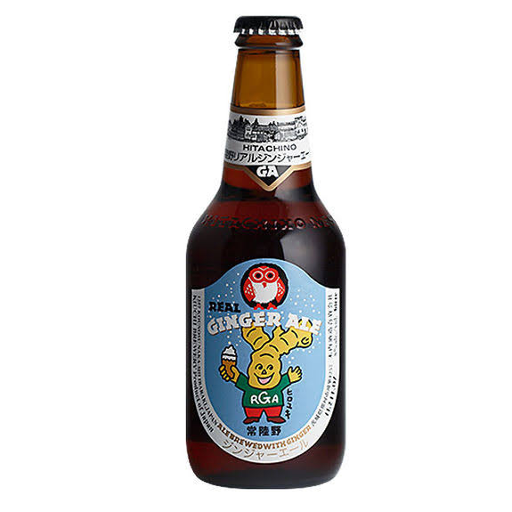 Hitachino Nest Real Ginger Ale - 330ml