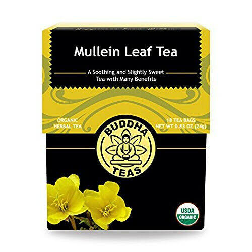 Buddha Mullein Leaf Tea - 18ct