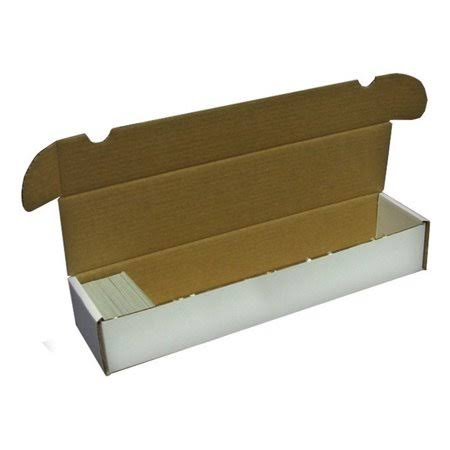 BCW Corrugated Cardboard Storage Box