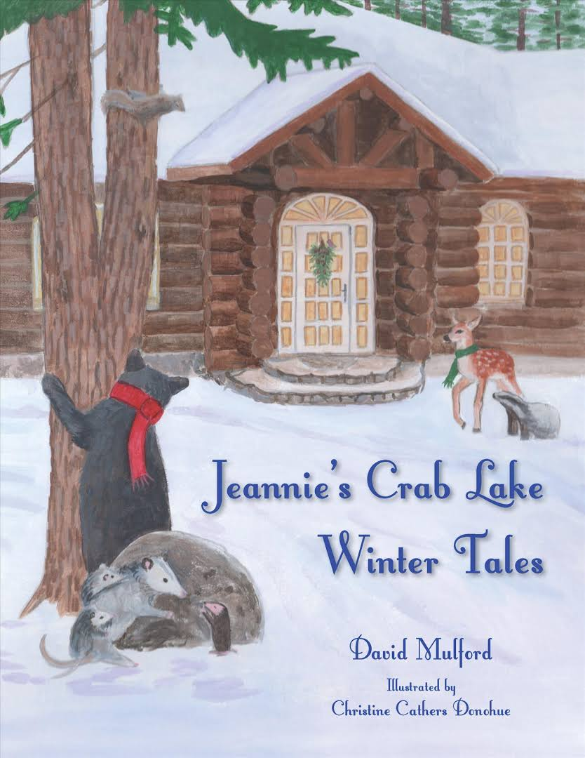 Image result for Jeannie's Crab Lake Winter Tales David Mulford