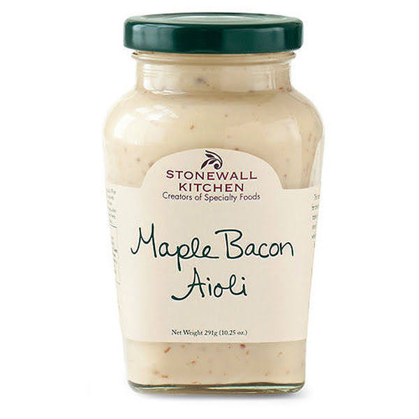 Stonewall Kitchen Maple Bacon Aioli - 291g