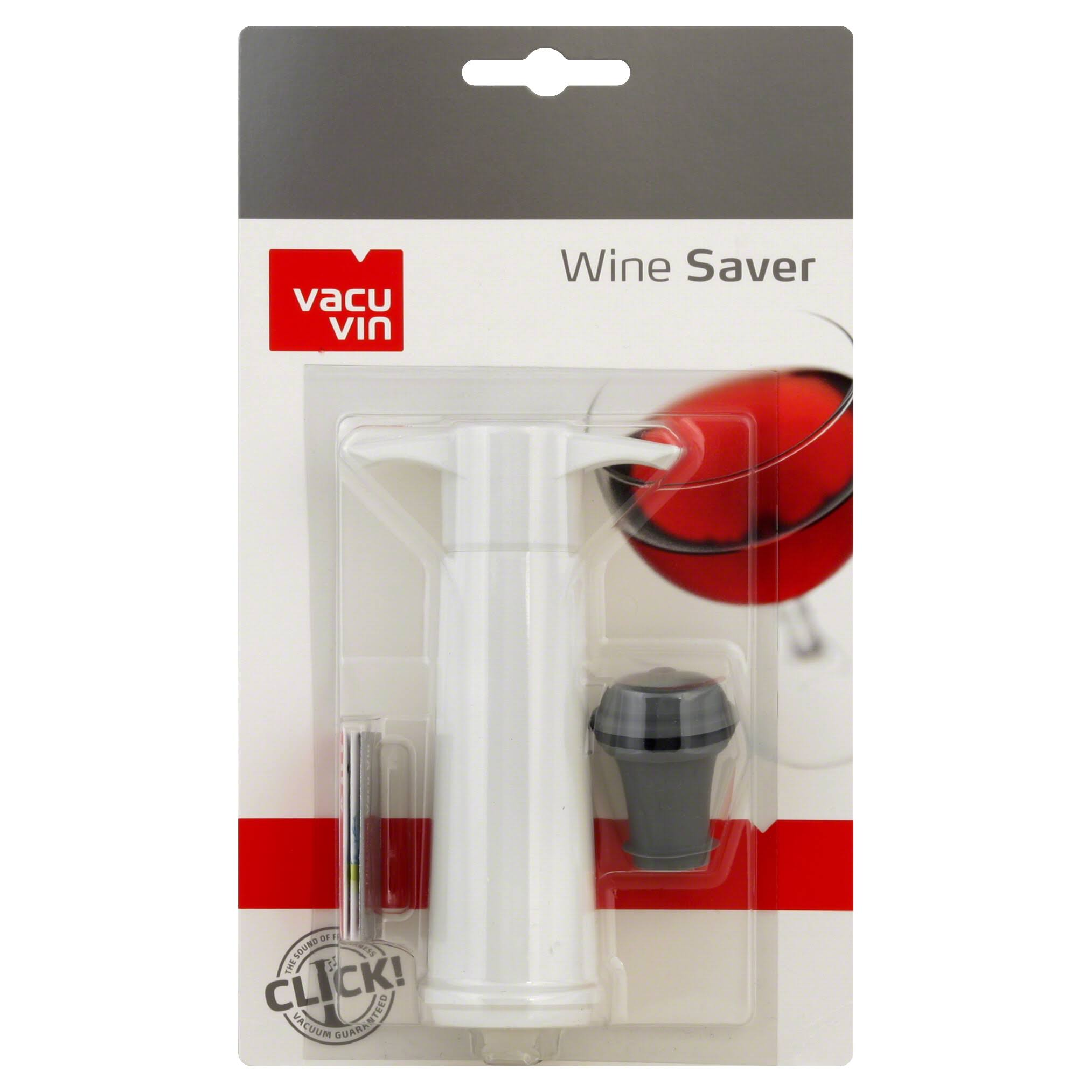 Vacu Vin Wine Saver Pack