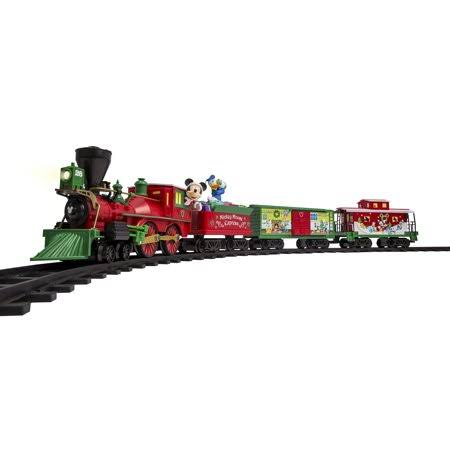 Lionel Mickey Mouse Disney Ready to Play Train Set - Ideal Christmas