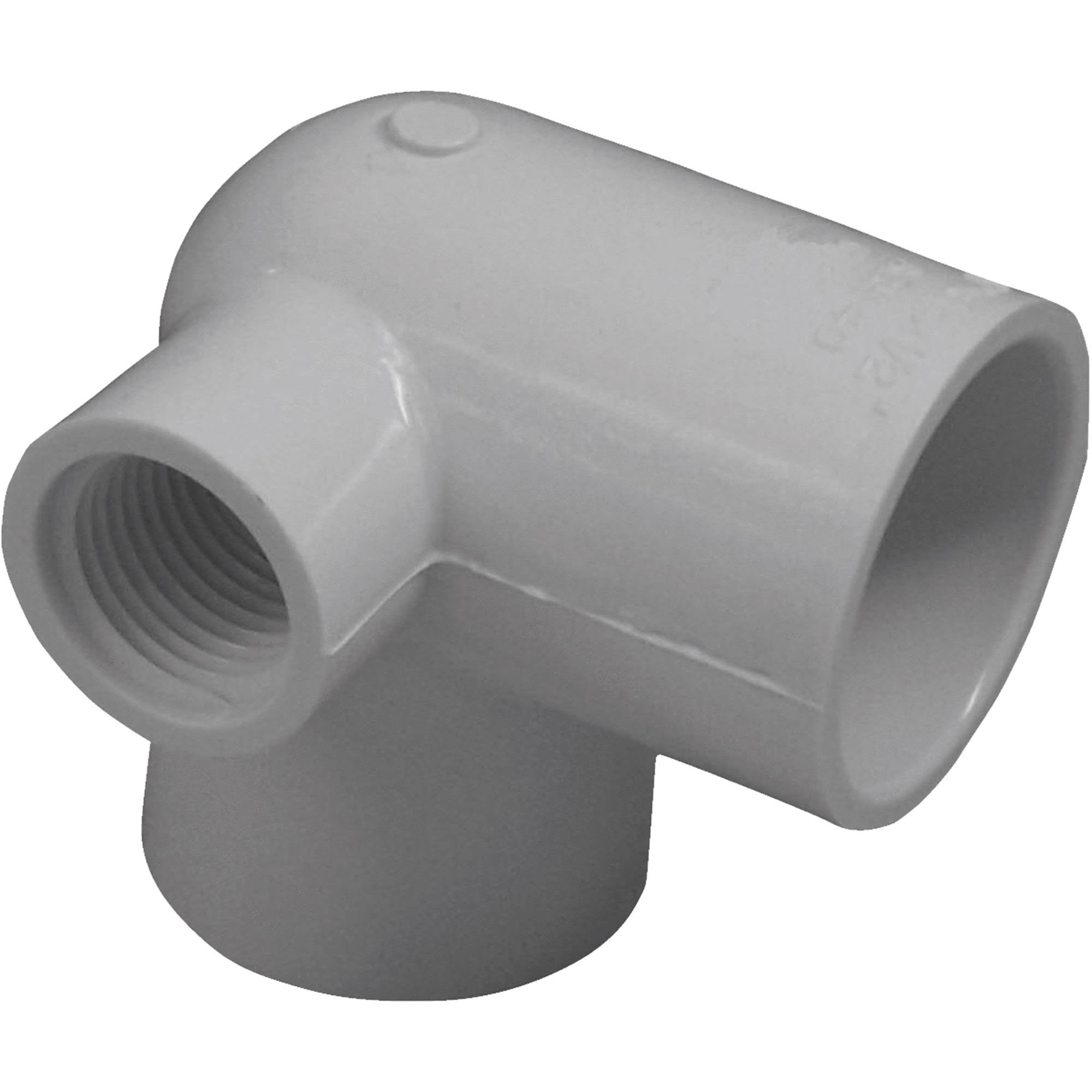 Genova Products Elbow Pvc - 90 Degrees