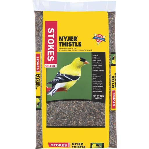 Red River Commodities 524 Stokes Select Nyjer Thistle Wild Bird Seed