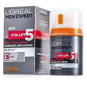 L'Oréal Paris Men's Expert Vita Lift 5 Daily Moisturiser - 50ml