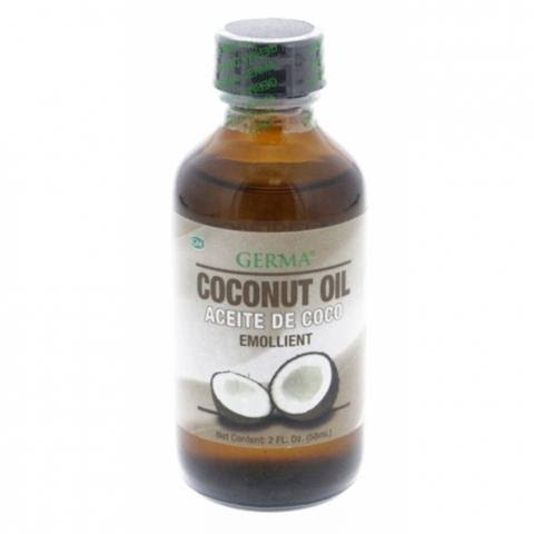 Germa Coconut Oil 2oz - Aceite de Coco (Pack of 1)