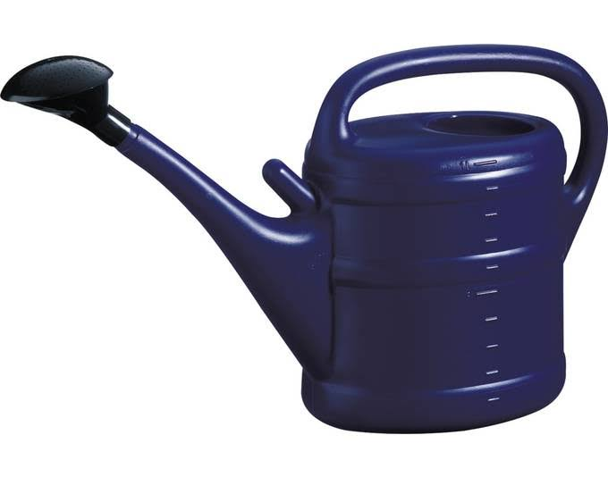 Green Wash Essential Watering Can - 10l, Blue