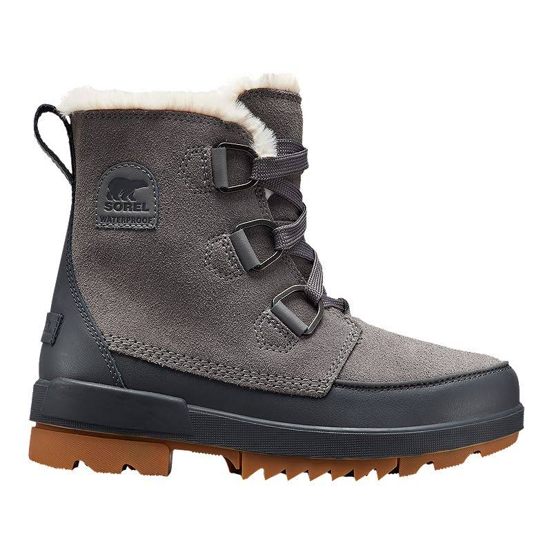 Sorel Women's Tivoli IV Boot - 8 - Quarry