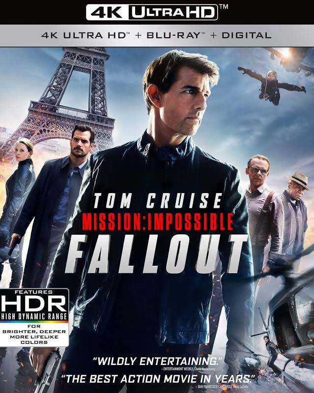 Mission: Impossible: Fallout - 4K