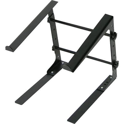 Odyssey L Stand Laptop Gear Stand - With Clamps, Black