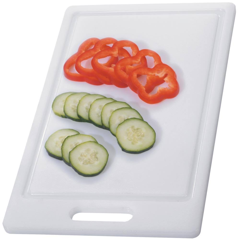 Progressive International Cutting Board - White