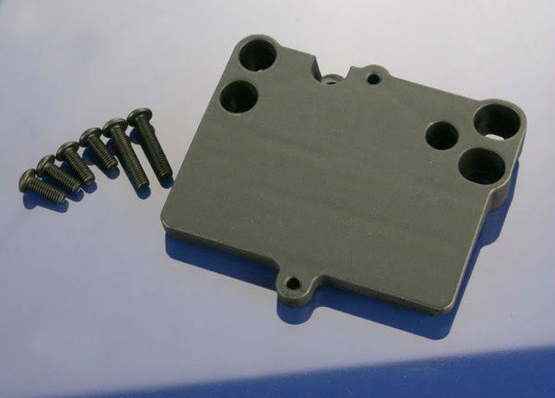 Traxxas 3725 Mounting Plate - VXL-3s