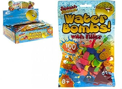 Children's Water Bombs Water Balloons - Pack of 20