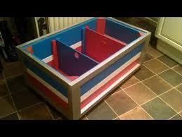 Build Wooden Toy Chest by How To Build Your Own Children U0027s Toy Chest Out Of Reclaimed Wood