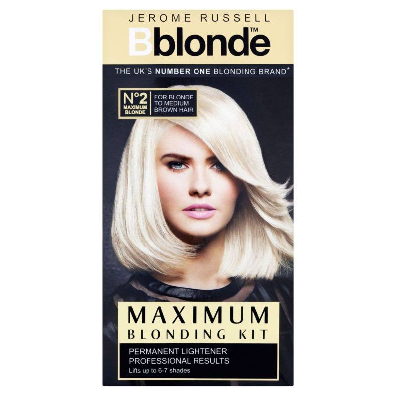 Jerome Russell Blonde Medium Blonding Kit