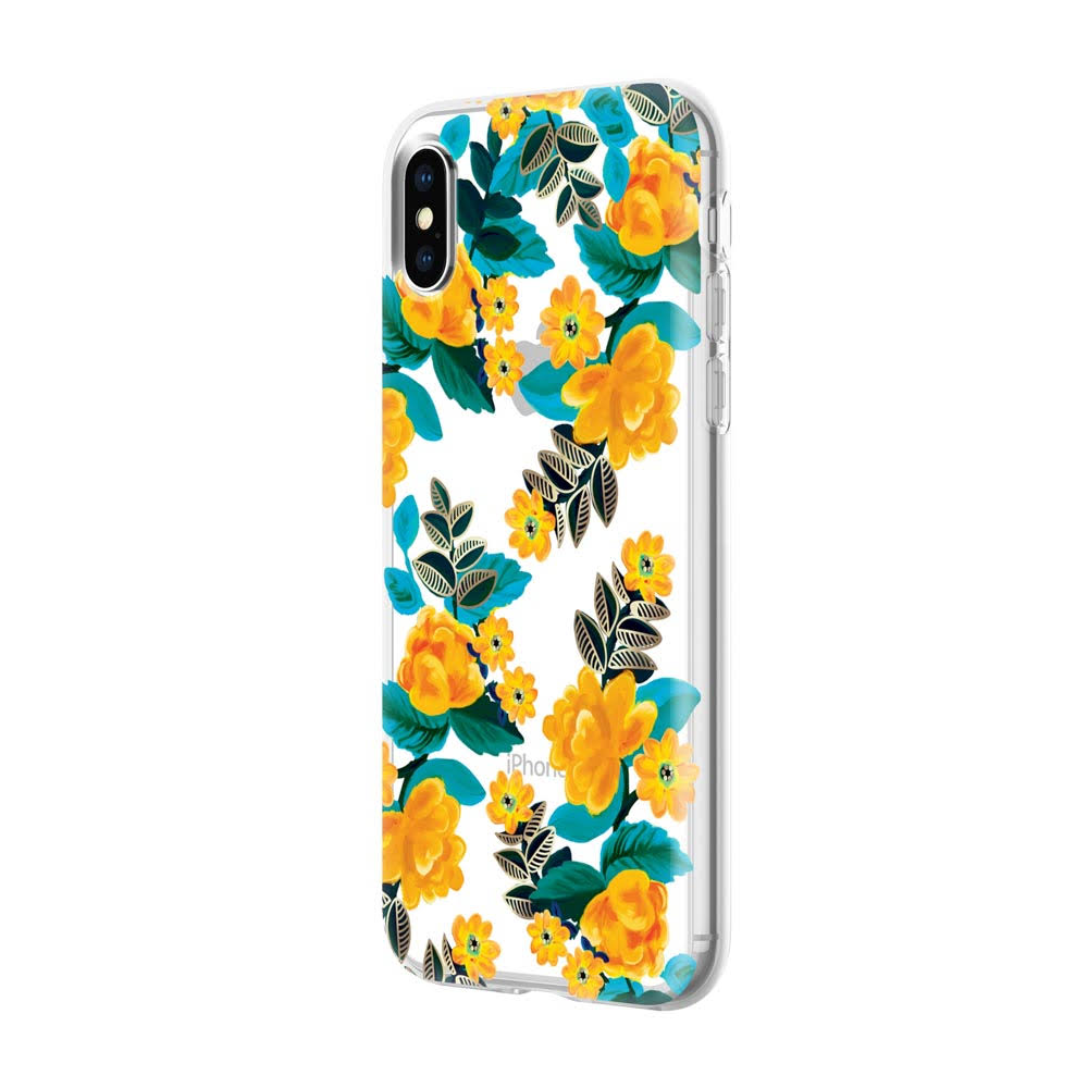 Incipio - Design Series Classic Case for Apple iPhone x and XS - Desert Dahlia