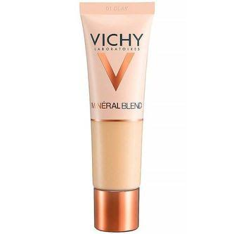 Vichy Mineralblend Fluid Foundation - Clay, 30ml