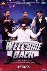 Welcome Back-Welcome Back