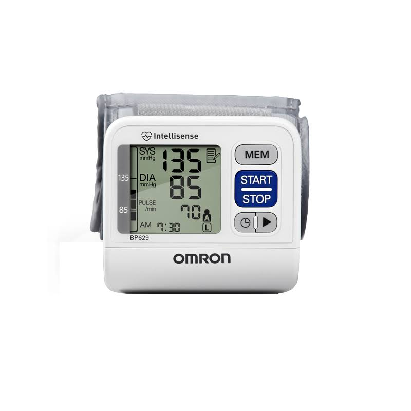 Omron IntelliSense 3 Series Wrist Blood Pressure Monitor