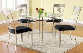 Modern Dining Room Sets Cheap by Furniture Fancy Modern Glass Dining Room Table Modern Dining