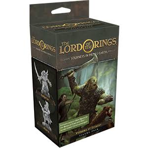 The Lord of the Rings Journeys In Middle-earth: Villains of Eriador Figure Pack