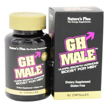 Nature's Plus GH Male Human Growth Hormone for Men