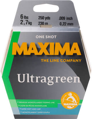Maxima Ultragreen Leader Wheel