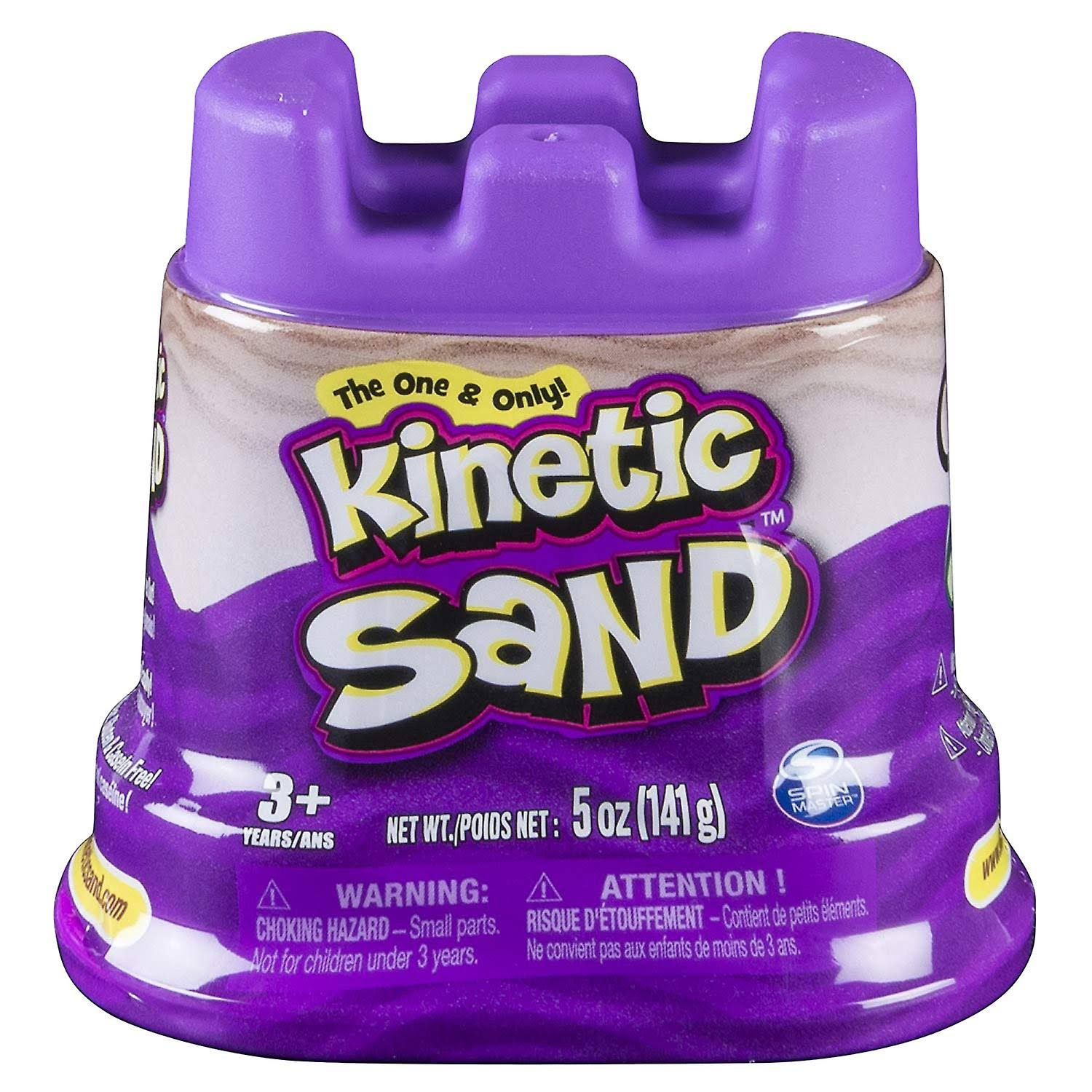 Kinetic Sand Coloured Sand - 5oz, Blue