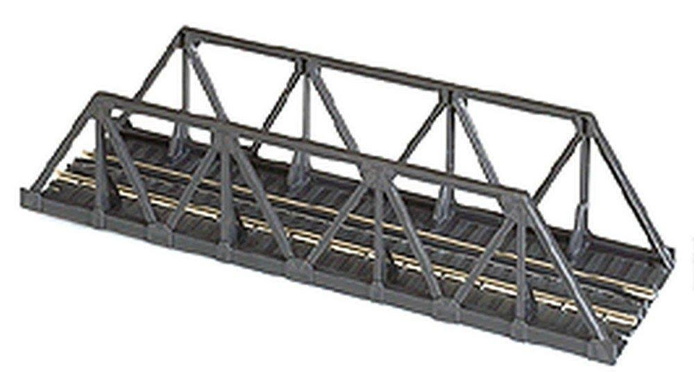 Atlas 833 Railroad Warren Truss Bridge Kit - Scale 1:87