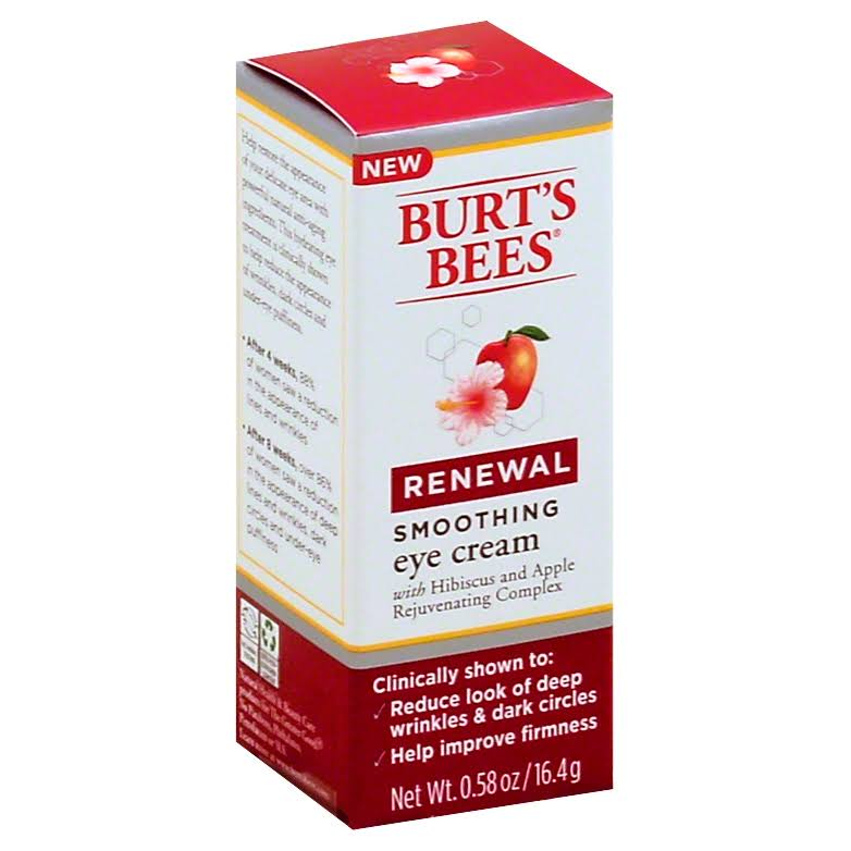 Burt's Bees Renewal Smoothing Eye Cream - 0.58oz