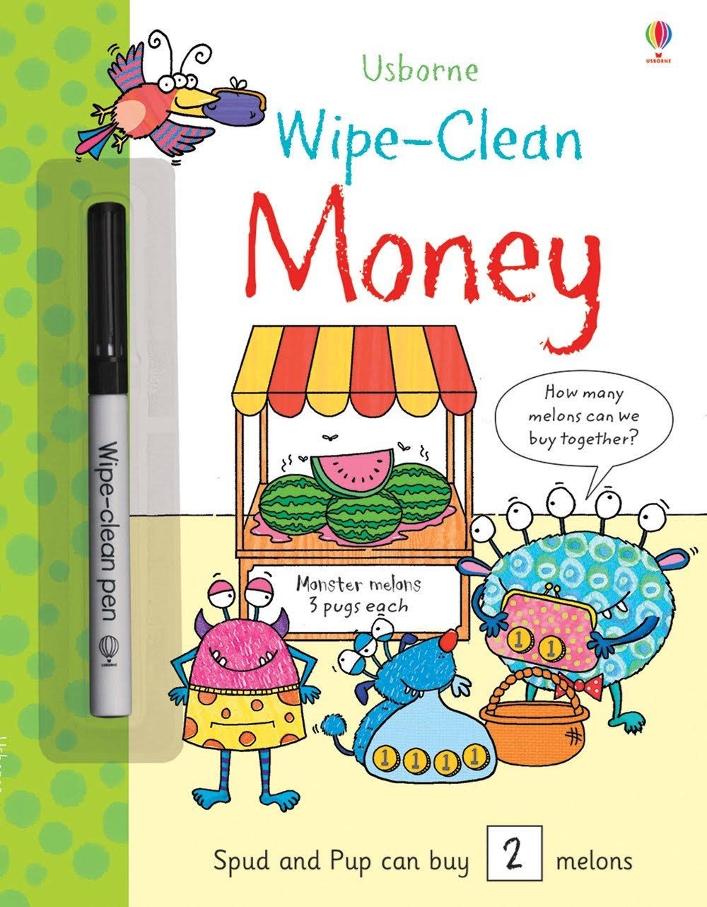 Wipe-Clean Money [Book]