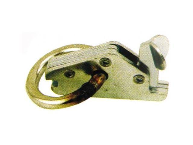 Buyers Products - Rope Ring w/E-Track Fitting