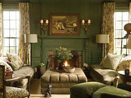 Brown Living Room Decorations by Living Room Interior Design South Westcountry Christmas Living