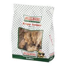 Krispy Kreme Halloween Donuts Calories by Krispy Kreme Doughnuts Krispy Juniors Crullers 12 0 Oz Walmart Com