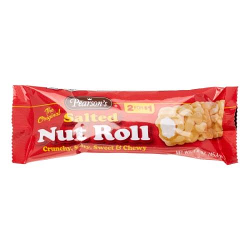 Pearson's Salted Nut Roll - 45g