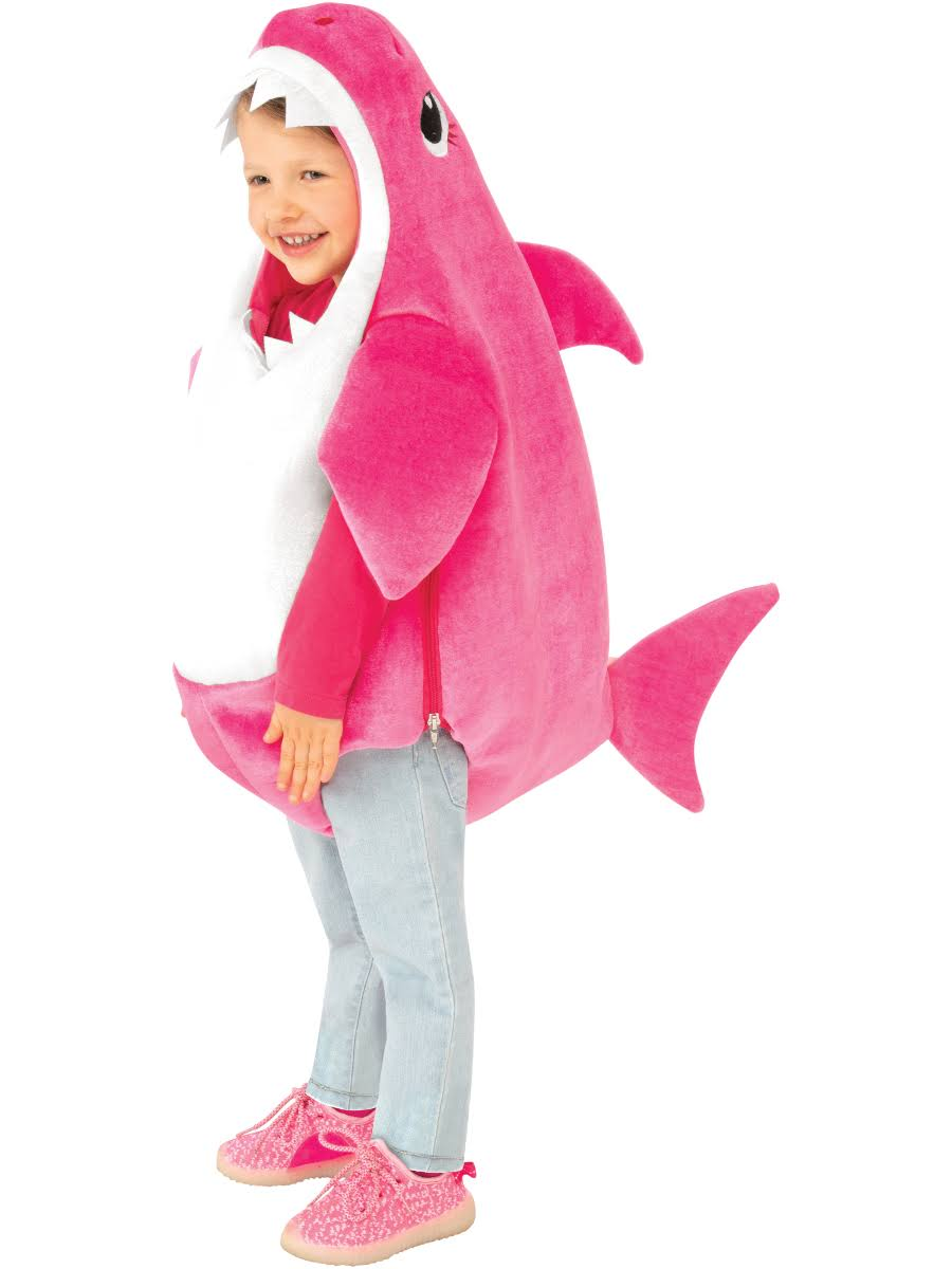 Baby Shark - Mommy Shark Kids Costume Toddler
