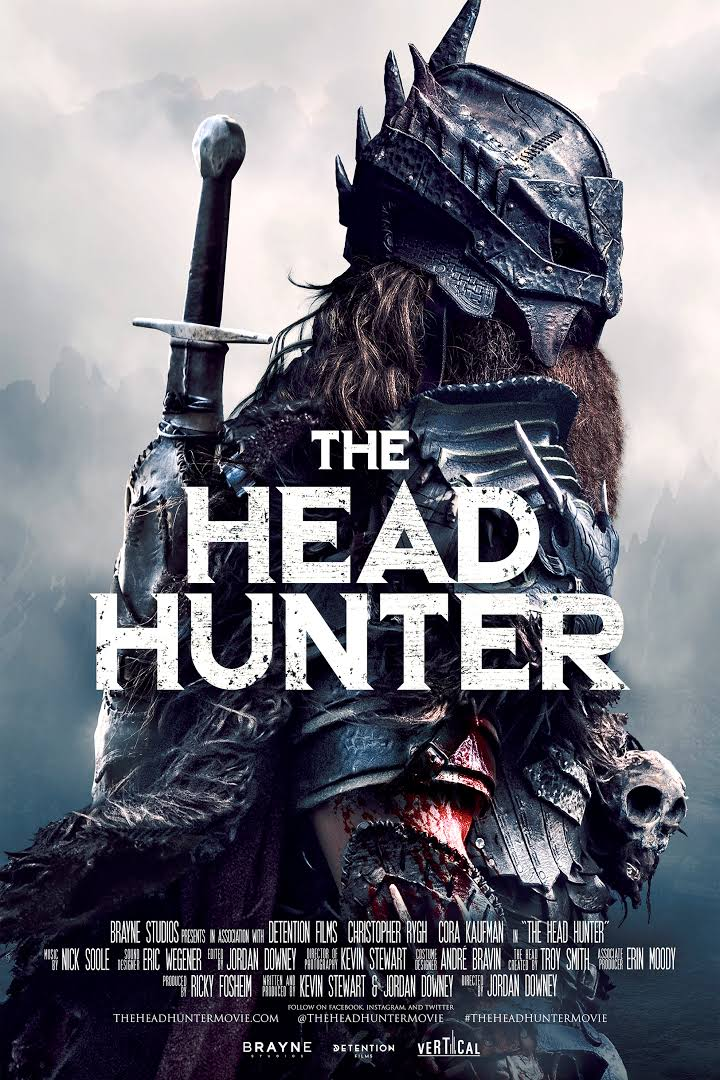 The Head Hunter (2018) ENGLISH 720p WEB-DL X264 -600MB