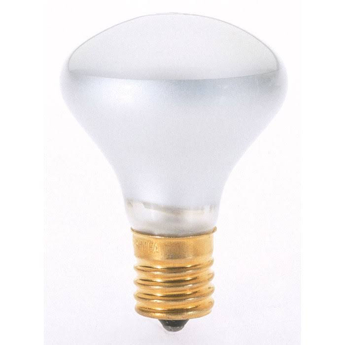Satco R14 Incandescent Floodlight Light Bulb